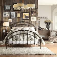 Antique Style Bed Frame Vintage Style Wooden Frames White Antique Frame Iron Wood