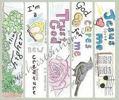 printable bible bookmarks color crafts bookmarks