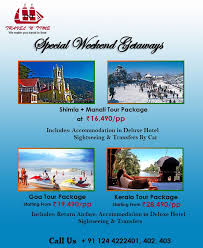 brochure templates kerala travel brochure goa pin travel n time on travel banners pinterest