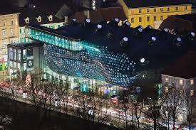 Kunsthaus Graz Kunsthaus Graz Wie Graz Zu Einem Kunsthaus Kam Kunstmuseum