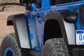 mopar jeep accessories 2007 2017 jeep wrangler high top fender flares leeparts com