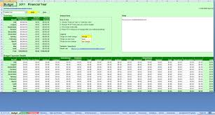 Excel Spreadsheet For Budget Household by Free Comprehensive Budget Planner Spreadsheet Excel