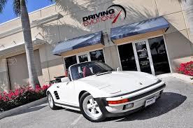porsche slant nose 1987 porsche 911 930 turbo cabriolet slant nose carrera turbo