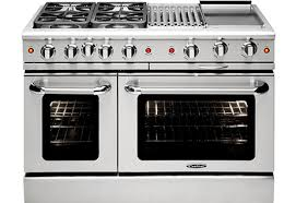 48 Gas Cooktops Top Five 48 Inch Range Ovens Of 2017 Appliances Connection