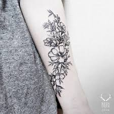 25 trending floral arm tattoo ideas on pinterest forearm flower