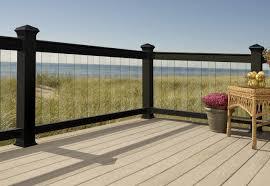 cable deck railing cost radnor decoration