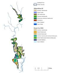 massachusetts forest reserves long term ecological monitoring