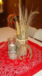 Country Centerpiece Ideas by Simple Country Table Centerpiece Savvyentertaining Com Wedding
