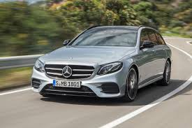 mercedes benz mercedes benz e220d amg line estate 2016 review by car magazine
