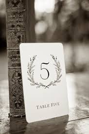 Vintage Table Number Holders ω ω These Wedding Table Number Are Always A Good Idea In 2016 New