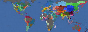 Accurate Map Of The World More Accurate Cultures Paradox Interactive Forums