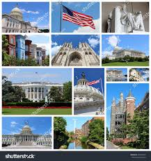 Washington travel and tourism images Photo collage washington dc united states stock photo 236404570 jpg