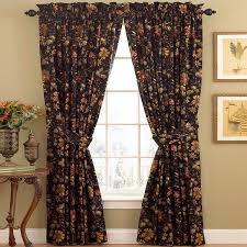 Waverly Curtain Panels Waverly Felicite Rod Pocket Curtain Panel