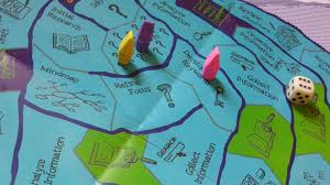 writing essays by pictures the boardgame blueprint by alke