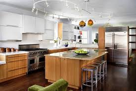 Track Lighting For Kitchens Contemporary Track Lighting Kitchen Ideas Jburgh Homesjburgh Homes