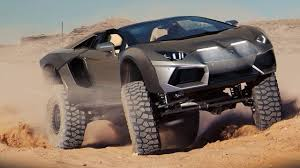Gta San Andreas Lamborghini Monster Truck Off Road Youtube
