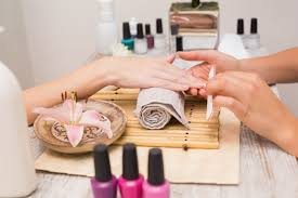 is it safe to get a manicure pedicure when pregnant