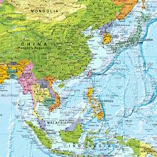 World Map 1975 by World Political Wall Map Huge Size 1 20m Scale Xyz Maps