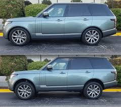 range rover lifted 2017 land rover range rover hse td6 the daily drive consumer guide