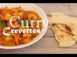 cuisine indienne cuisine indienne curry de crevettes