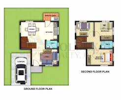 Green House Floor Plan by House Model And Floor Plan House Interior