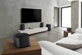 modern decoration living room speakers unusual inspiration ideas