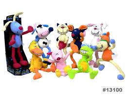 deedle dudes animated plush toys stuffed toys