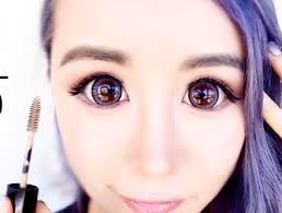 tutorial make up mata sipit ala korea cobain deh tutorial cara make up ala boneka barbie kamu pasti