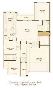 highland homes floor plans new home floorplan camden in northlake tx 76226