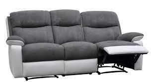 but canap relax canapé 3 places 2 avec système de relaxation warm ii à 599 80