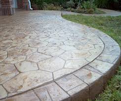 Concrete Patio Cost Per Square Foot by Typical Cost To Install Stamped Concrete Patio Icamblog