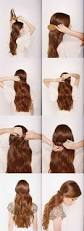 How To Make Hairstyles For Girls by Best 10 Easy Morning Hairstyles Ideas On Pinterest Quick Easy