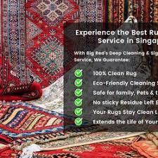 Red Carpet Rug Big Red Carpet Cleaners Damage Restoration Blk 3018 Bedok
