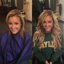 glamorous hair extensions before and after hair extensions salon chicago http www