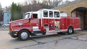 kenworth service 1991 custom fire kenworth pumper used truck details
