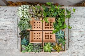 fresh accessory to liven up modern desks the eco pot by