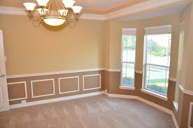 Paint Ideas For Dining Room With Chair Rail by Dining Room Ideas Chair Rail Interior Design
