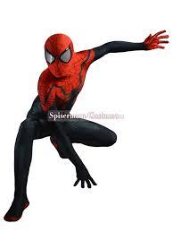 spider man halloween costume