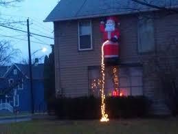 santa lights the sideline report