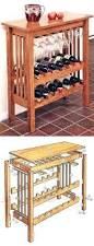 tabletop wine rack plans wine rack cabinet plans free wine rack