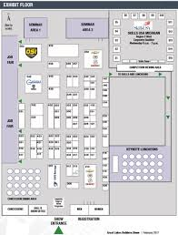 Exhibit Floor Plan Exhibit Hall Floor Plan