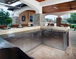 kitchen idea pictures 15 outdoor kitchen cabinet designs ideas design trends