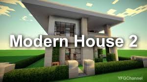 minecraft pe simple modern house design u2013 modern house
