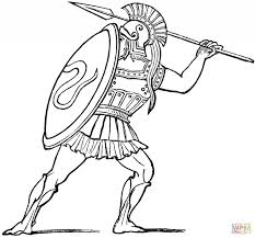 ancient greece coloring pages picture coloring page 3633