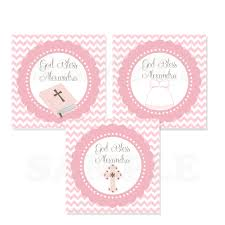 personalized baby baptism christening favor tags