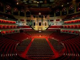 Royal Albert Hall Floor Plan by Royal Albert Hall London King Shaw Associates
