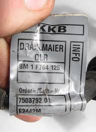 2000 bmw e39 528i manual 5 speed transmission wiring harness