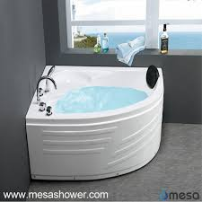 Wholesale Bathtubs Suppliers China 2017 Abs Corner Sector Simple Design Jetted Tub Bathroom