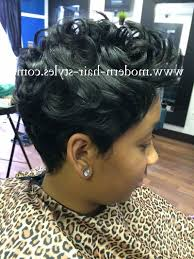 pixie hair black women weaves hairstyle picture magz