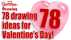 valentines day ideas for 78 s day card drawing ideas